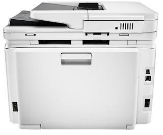 Driver Download HP Color LaserJet Pro MFP M277dw For Mac