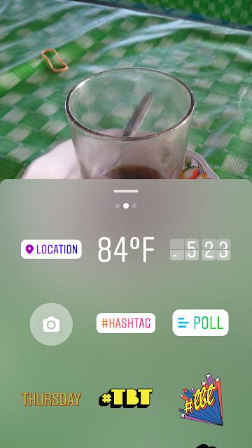 Membuat Polling Di Instastory Instagram