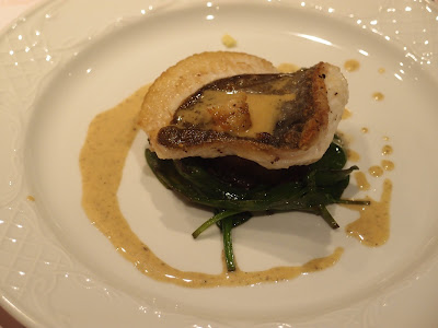Pan Seared John Dory on Sea lavender