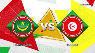 مشاهدة مباراة تونس وموريتانيا بث مباشر 2-7-2019 مباريات اليوم