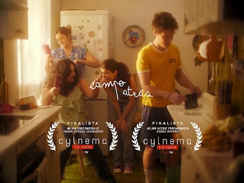 Cylnema en corto 2019 Valladolid Premio mejor actriz Raquel Martínez