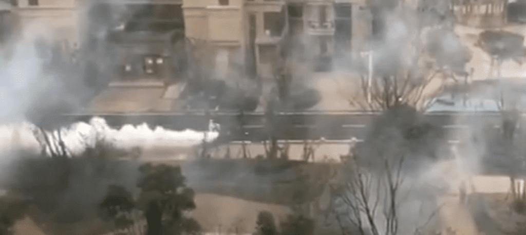 Εικόνες Αποκάλυψης Σε Πόλη 11 Εκατ. Στην Κίνα – Ψεκάζουν Μαζικά – Κανείς Δεν Βγαίνει Έξω (ΒΙΝΤΕΟ)