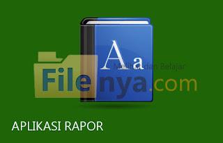 Format Raport Kurikulum 2013 SD-MI Revisi 2016