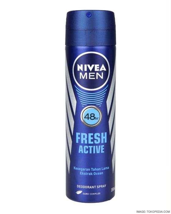 Deodorant Spray Pria Nivea Men
