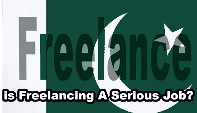 Freelancing in Pakistan