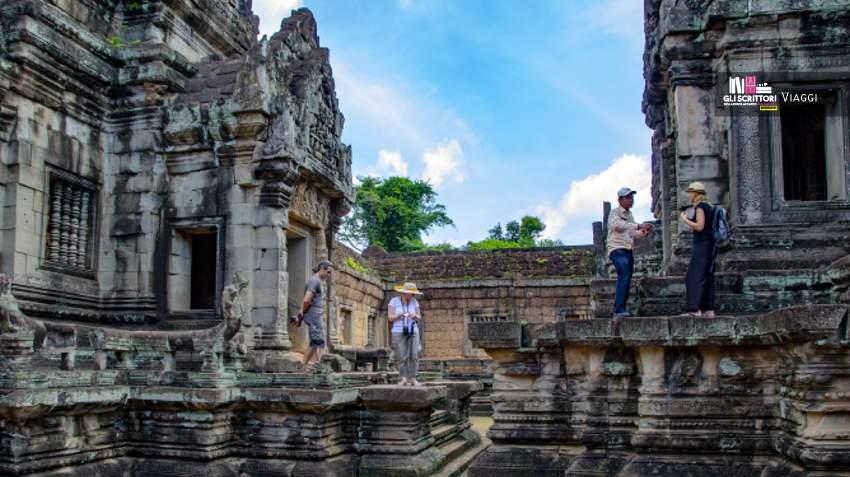 Cambogia: Banteay Samré e il Tempio delle donne - Viaggi