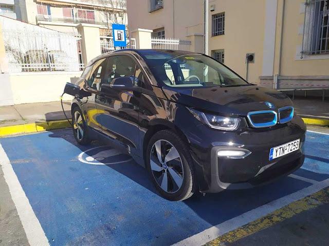 Η Περιφέρεια Πελοποννήσου απέκτησε το πρώτο της ηλεκτρικό αυτοκίνητο