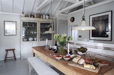 cocina decoración vintage