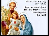 Doa untuk Keluarga Katolik Secara Singkat