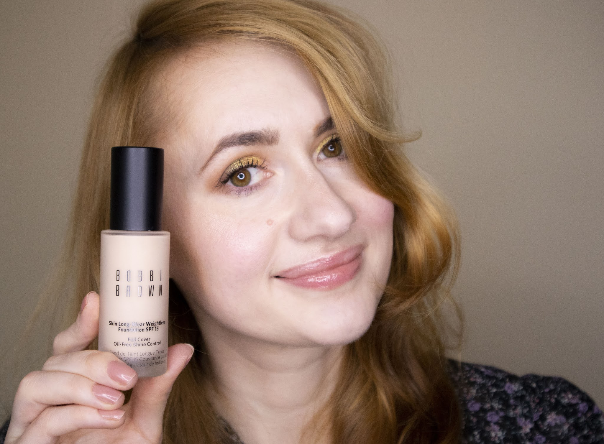 Bobbi Brown perfekter Teint Make-Up Look