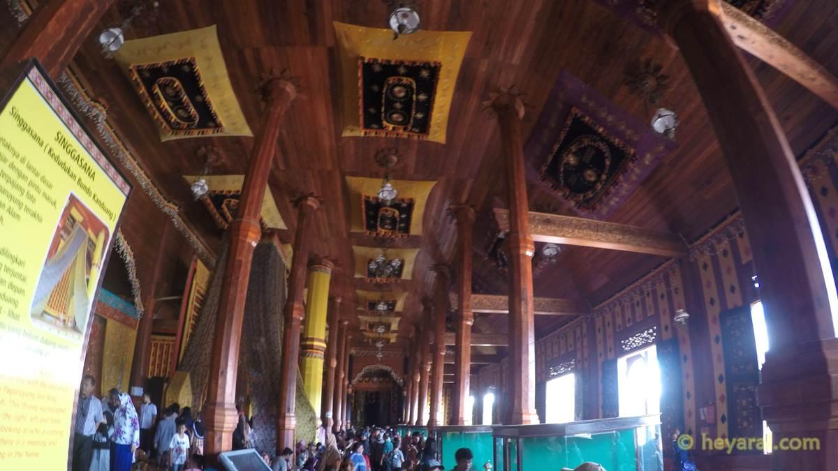 bangunan Istana Pagaruyung (4)