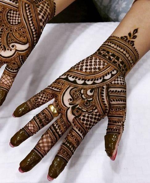 20+ new [best] bridal mehndi designs || latest bridal mehndi designs