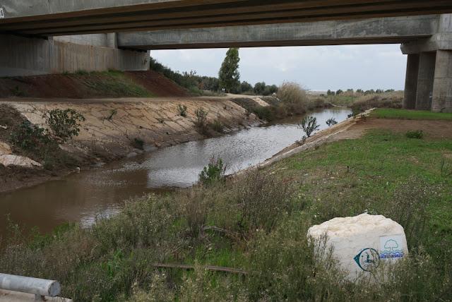 הגשר בנחל חביבה