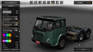 Truck - Fiat FNM 210