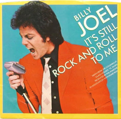 "The Number Ones: Billy Joel's ""It's Still Rock And Roll To Me"""