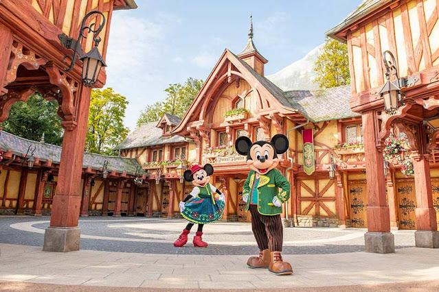 東京迪士尼樂園(Tokyo Disneyland)《米奇魔法音樂世界》(Mickey's Magical Music World)完整演出音樂