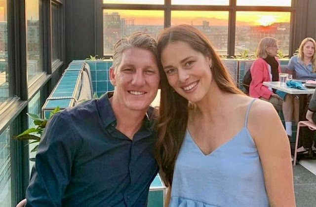 Bastian Schweinsteiger Reveals Happiness Blessed with a Second Child