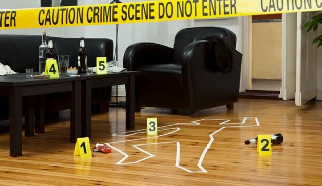 Resultado de imagen de escena de un crimen