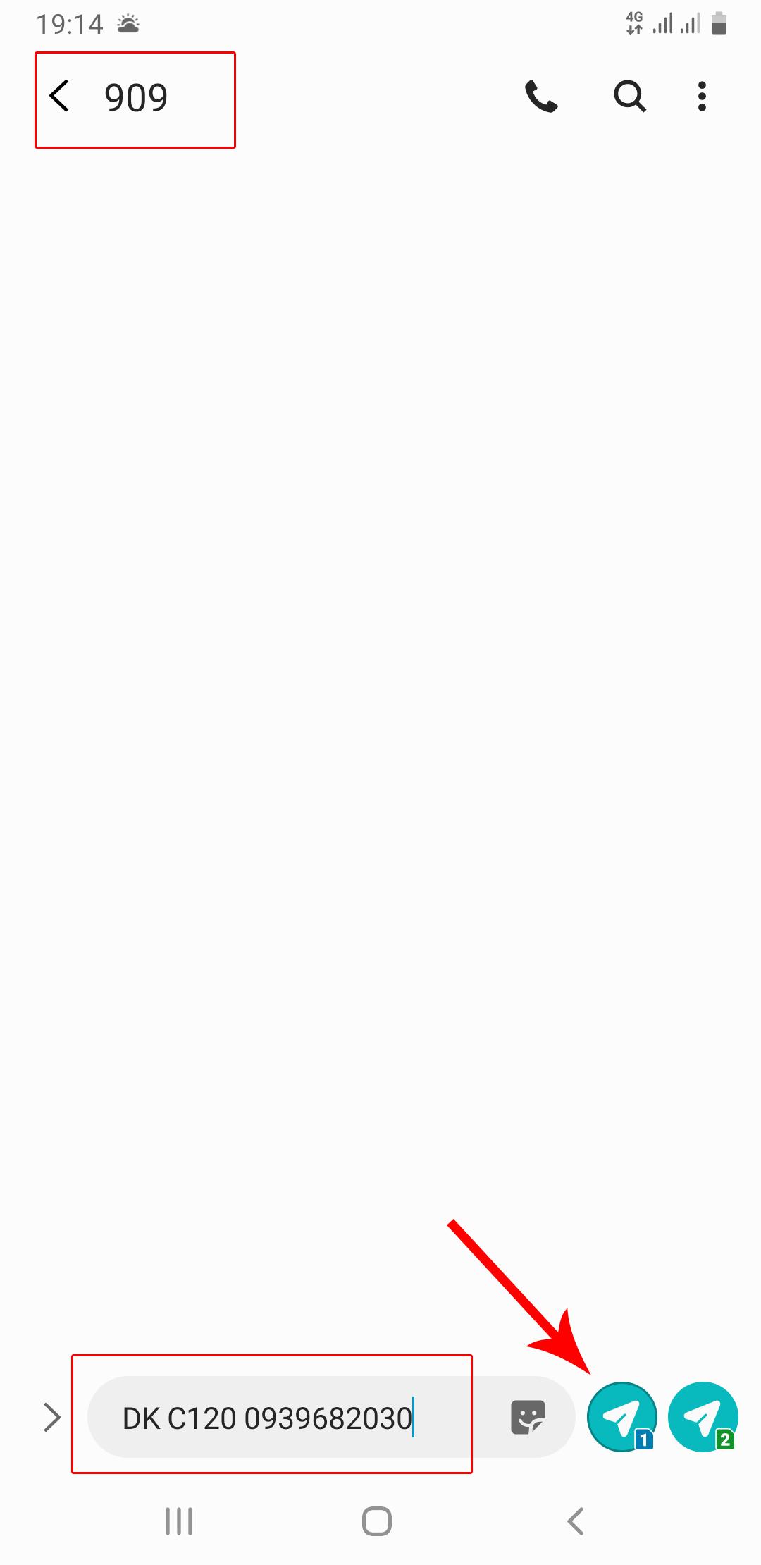 Hướng dẫn đăng ký gói cước nhanh tại website MobiFone Bạc Liêu