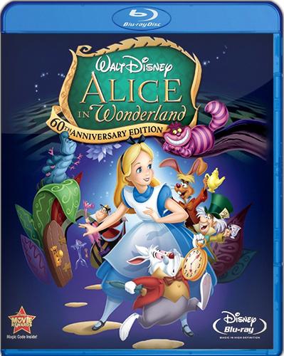 Alice in Wonderland [1951] [60th Anniversary Edition] [BD25] [Latino]