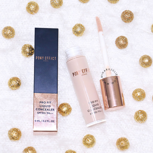 MEMEBOX PONY EFFECT Pro Fit Liquid Concealer