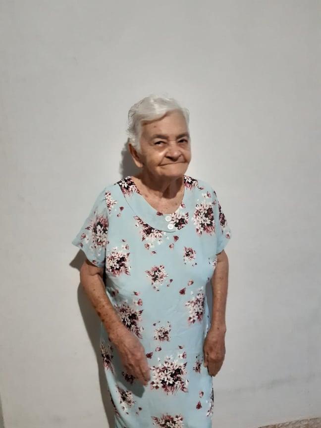 LUTO: Morre aos 89 anos, em Elesbão Veloso, dona Maurila Dantas, mãe do médico Edmilson Dantas.