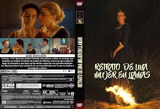 RETRATO DE UNA MUJER EN LLAMAS 2019 [COVER DVD+BLU-RAY]