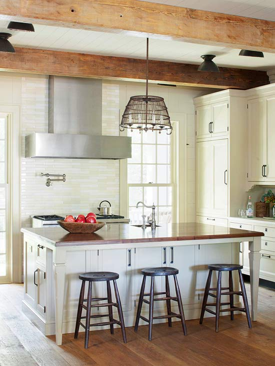 small kitchen storage cabinets island | New Home Interior Design: Kitchen Island Storage Ideas