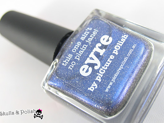 Skulls & Polish: Eyre, by Picture Polish.