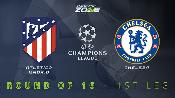 Watch Atletico Madrid vs Chelsea - UEFA Champions League live streaming
