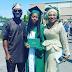 Photo: Dayo Adeneye's daughter graduates from US University