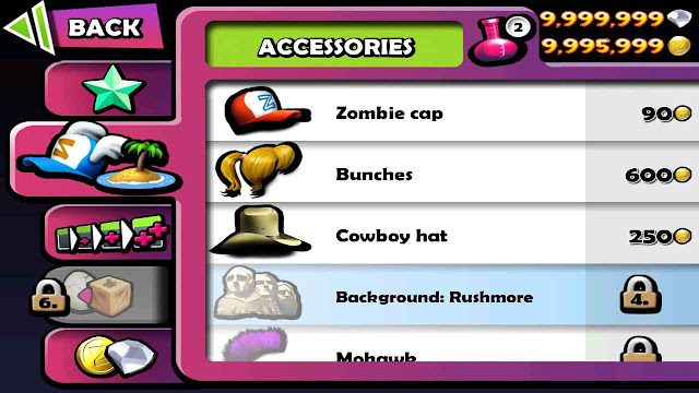 cheat zombie tsunami unlimited gems dan money