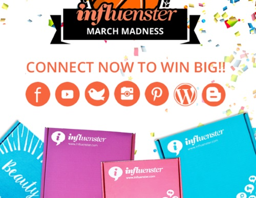 Influenster March Madness Contest