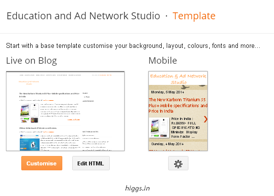 Adding your favorite Background image to the blogger template in simple way
