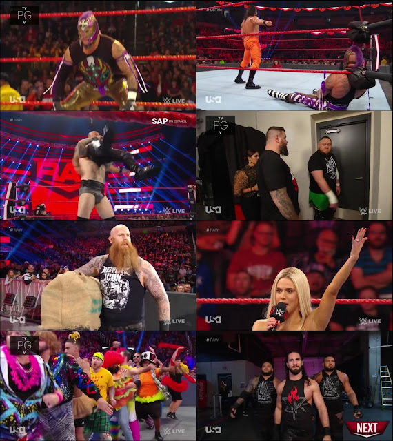 WWE Monday Night Raw 06 January 2020 720p HDTV