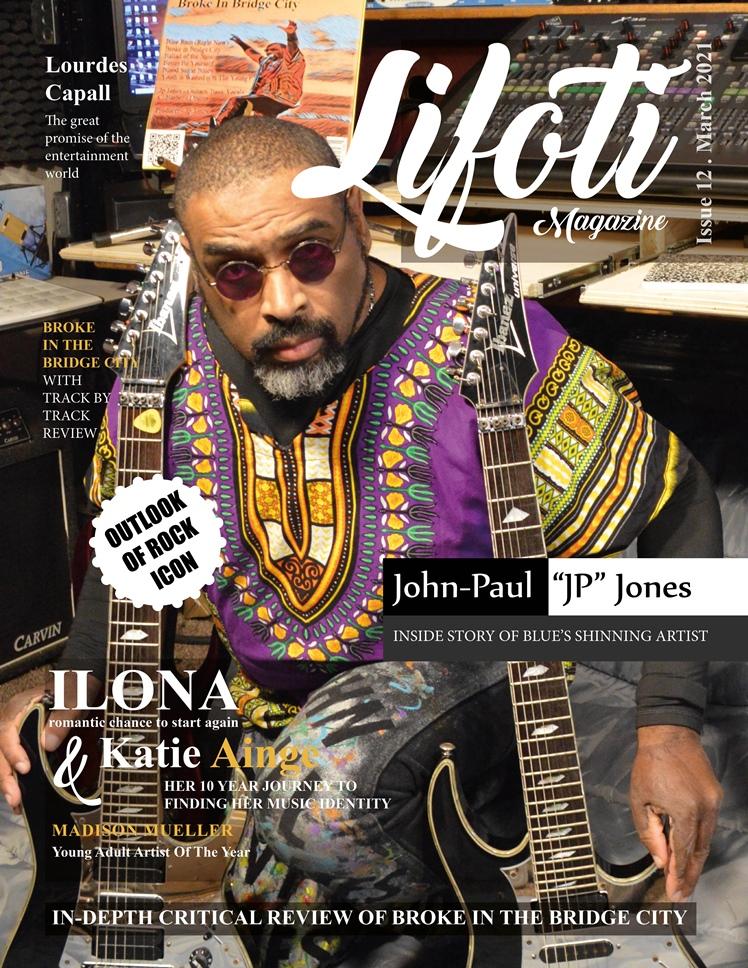 Lifoti Magazine Cover March 2021