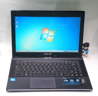 Laptop bekas Asus X45A