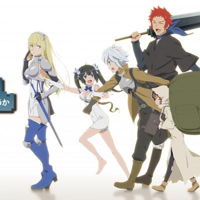 Dungeon ni Deai wo Motomeru no wa Machigatteiru Darō ka Audio Latino 13/13 | MEGA | MediaFire |