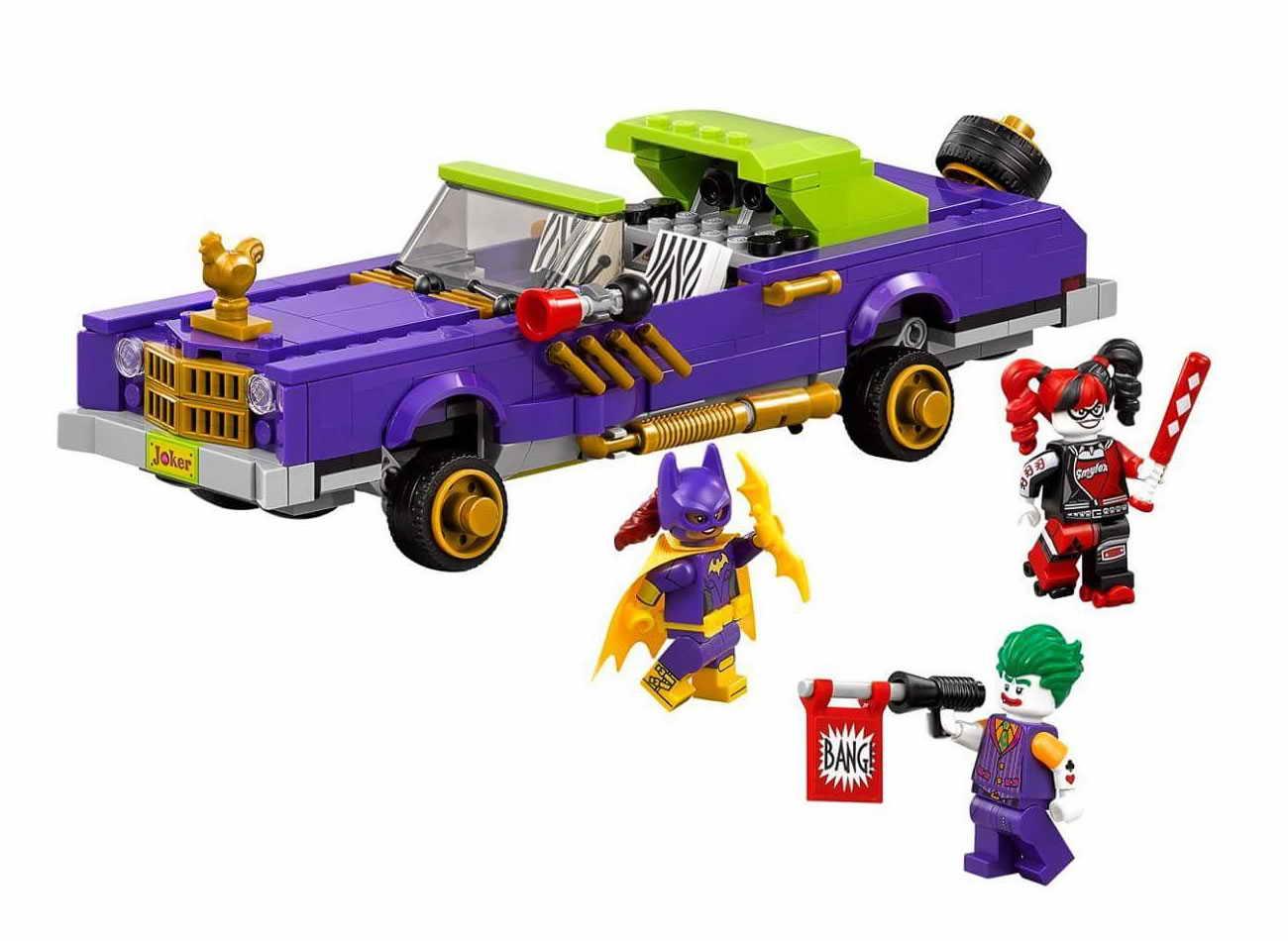 LEGO gosSIP: 210716 LEGO Batman Movie : The Joker ...