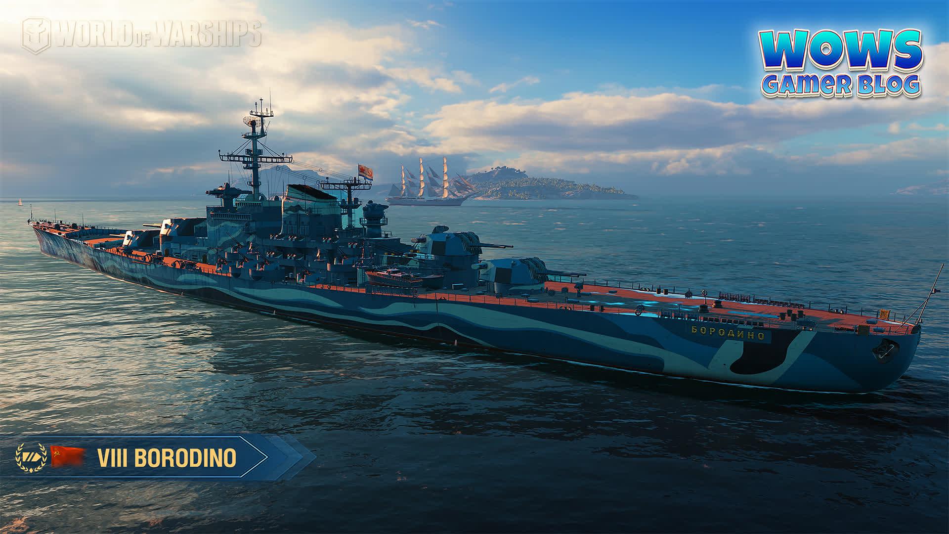Borodino Battleship