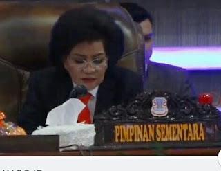 PDIP Kuasai Kursi DPRD Kota Manado, Altje Duduki Ketua Dewan Sementara