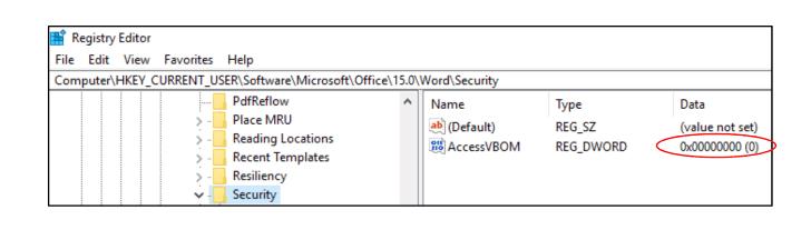 windows-registry-enable-macro