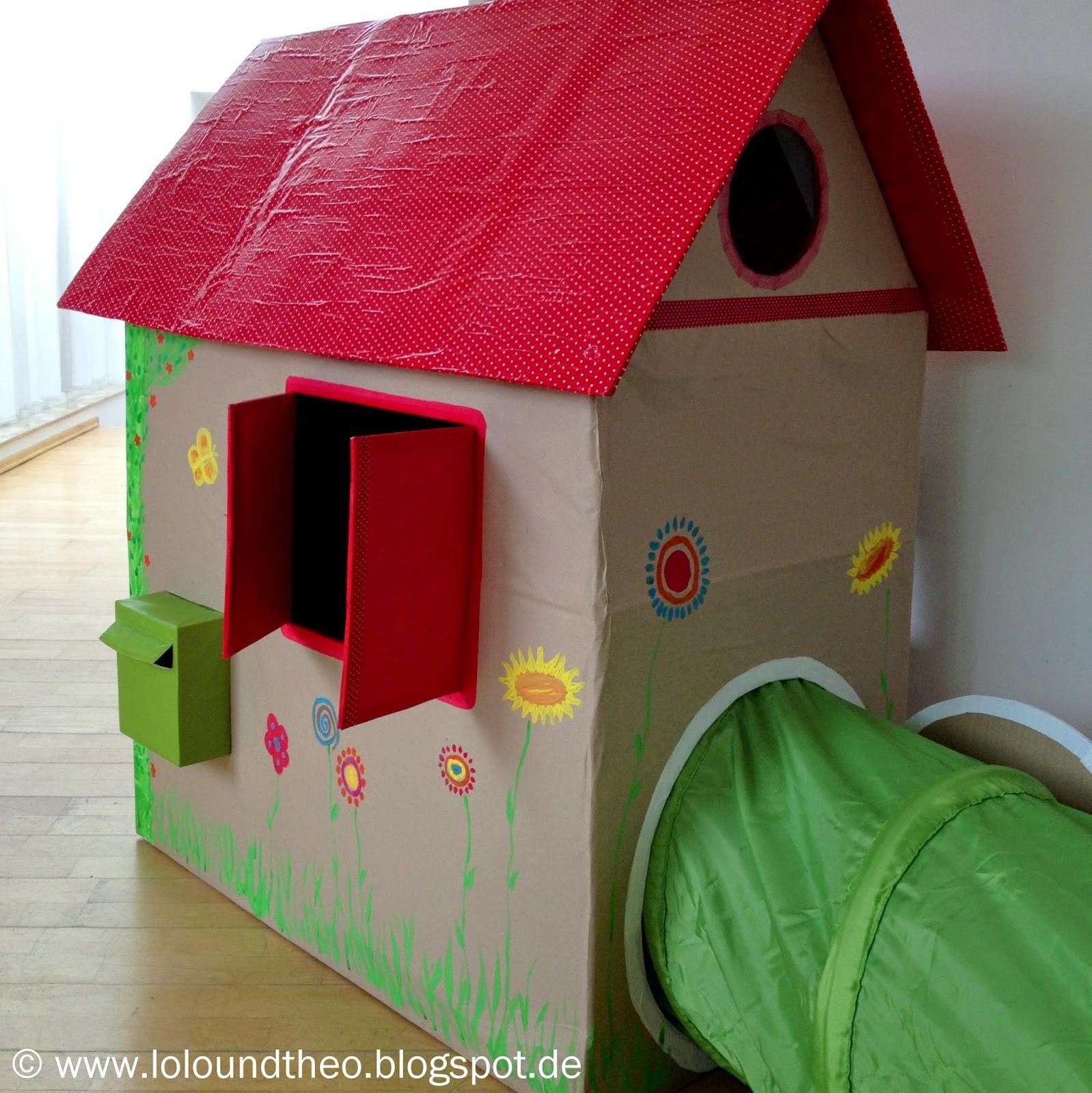 Haus Aus Karton