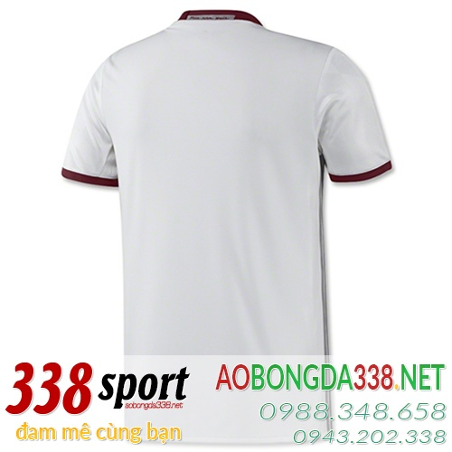 áo bayern munich trắng 2017