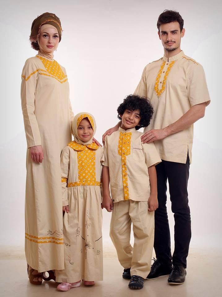 Model Baju Lebaran 11 25 model baju lebaran keluarga 2017 kompak & modis,Model Baju Muslim Lebaran 2014