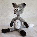 patron gratis zorro amigurumi | free amigurumi pattern fox