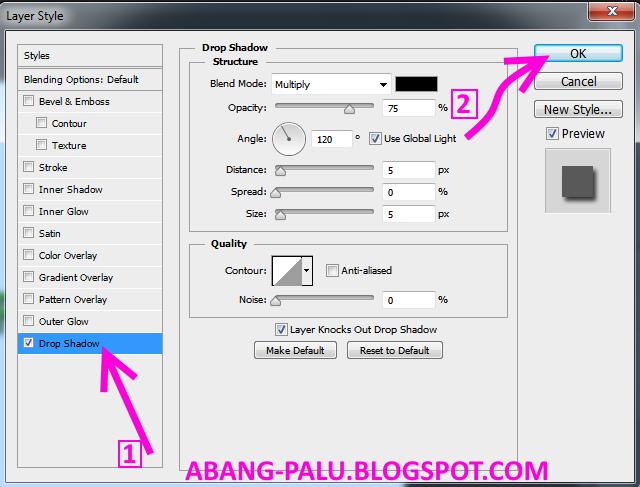 Cara Mudah Membuat Efek Teks Bayangan Di Photoshop Cs6 Belajar