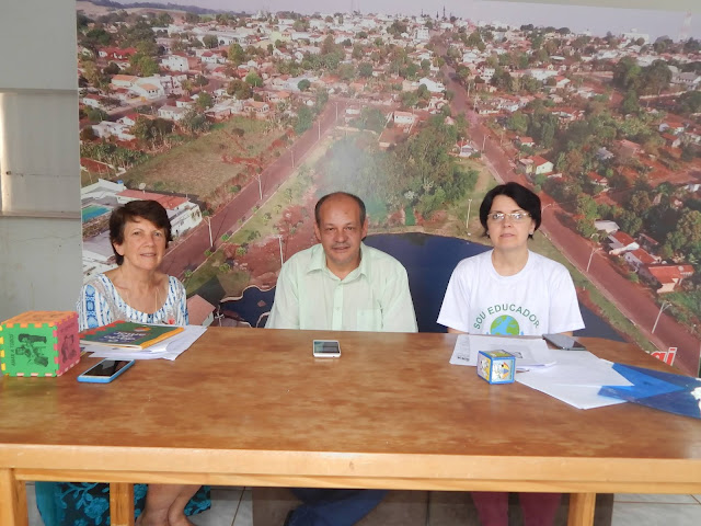 Professoras de Borrazópolis participam do Projeto Educar para a Paz