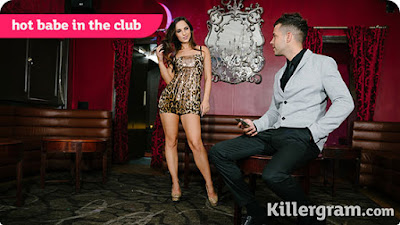 [Killergram] Kristy Black (Hot Babe In The Club)