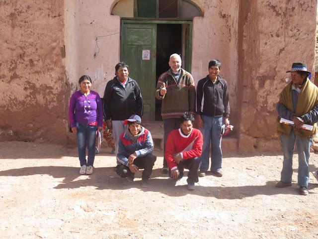 das Comité Construcción Templo in Casa Grande